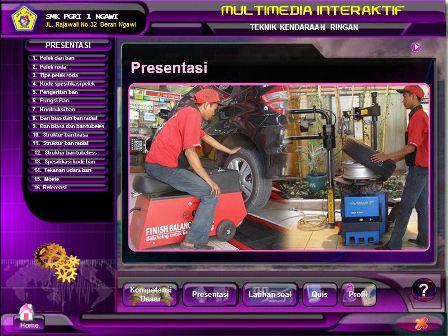 Memperbaiki Roda Dan Ban Teknik Otomotif
